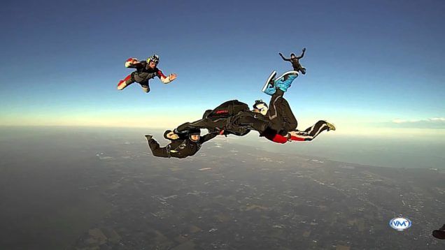 """""""Emil Straub"""" paralyzed skydiver. An example of life! Skydive Miami"""
