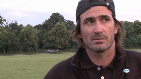"""Interview with one of the best polo players in the world  Adolfo Cambiaso"""""""