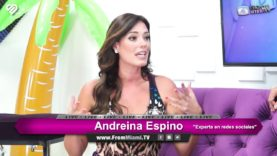 "The Interview con Andreina Espino ""Experta en redes sociales"""