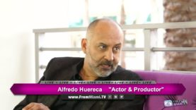 "The Interview con le actor Alfredo Huereca ""Actor & Productor"""