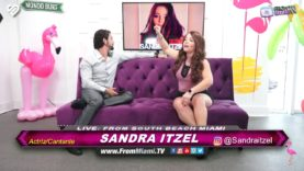 "The Interview with Salim Rubiales ""Sandra Itzel"""