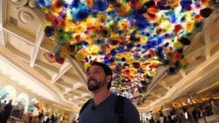 Bellagio Hotel and Casino by Salim Rubiales / Vida Miami Tv