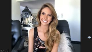 Entrevista exclusiva a Alina Akselrad Miss Argentina 2021 by Christian Carabias / Vida Miami TV